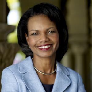Condoleeza Rice SQUARE