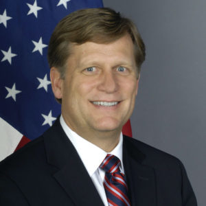 Michael McFaul SQUARE